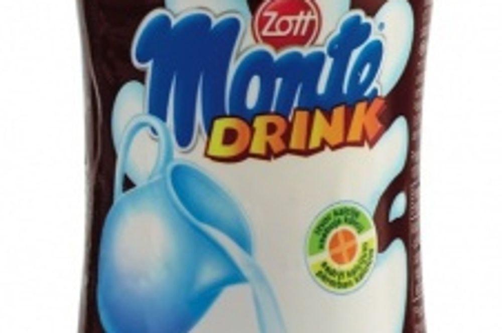 Milkshake monte drink, ott, 200ml