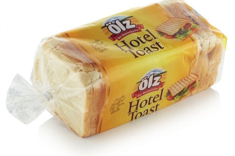 Hotel Toast, Olz, 750g