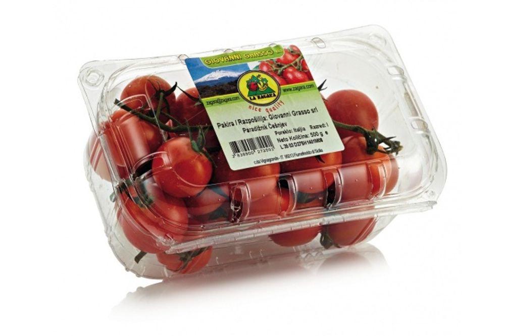Cherry tomatoes, 500g, packed