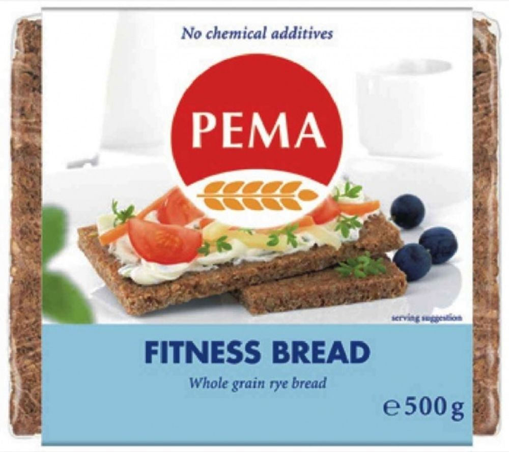 Fitness bread, Pema 500g