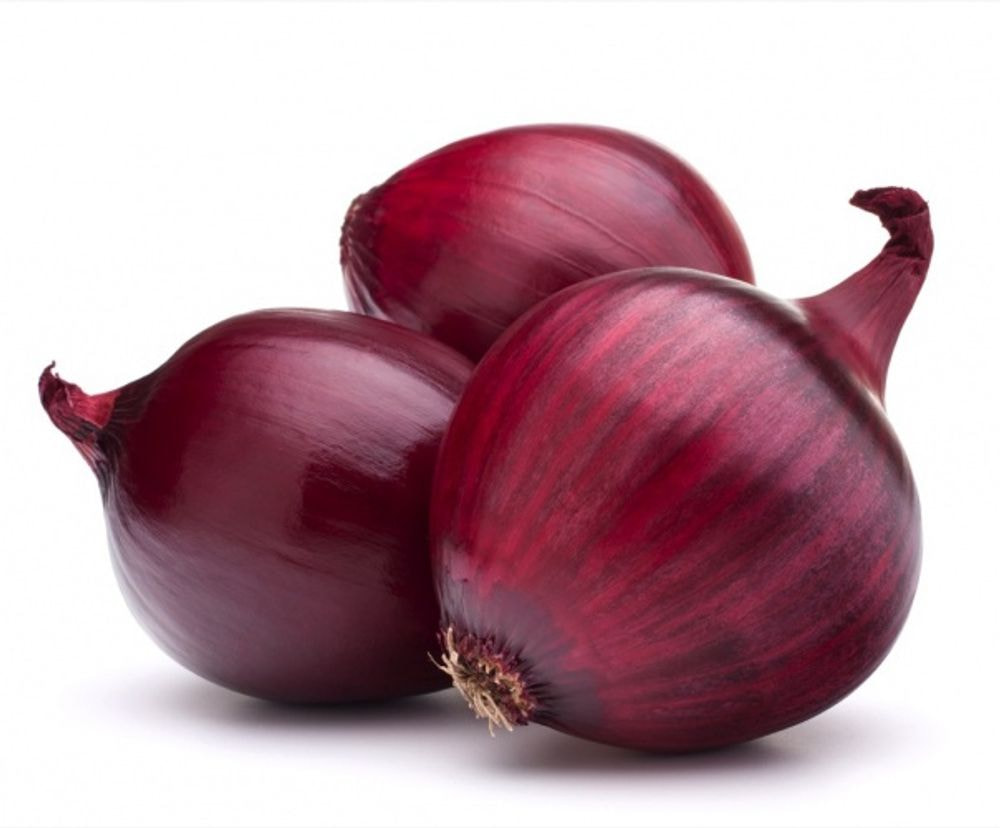 Pink onions, 500g, packed