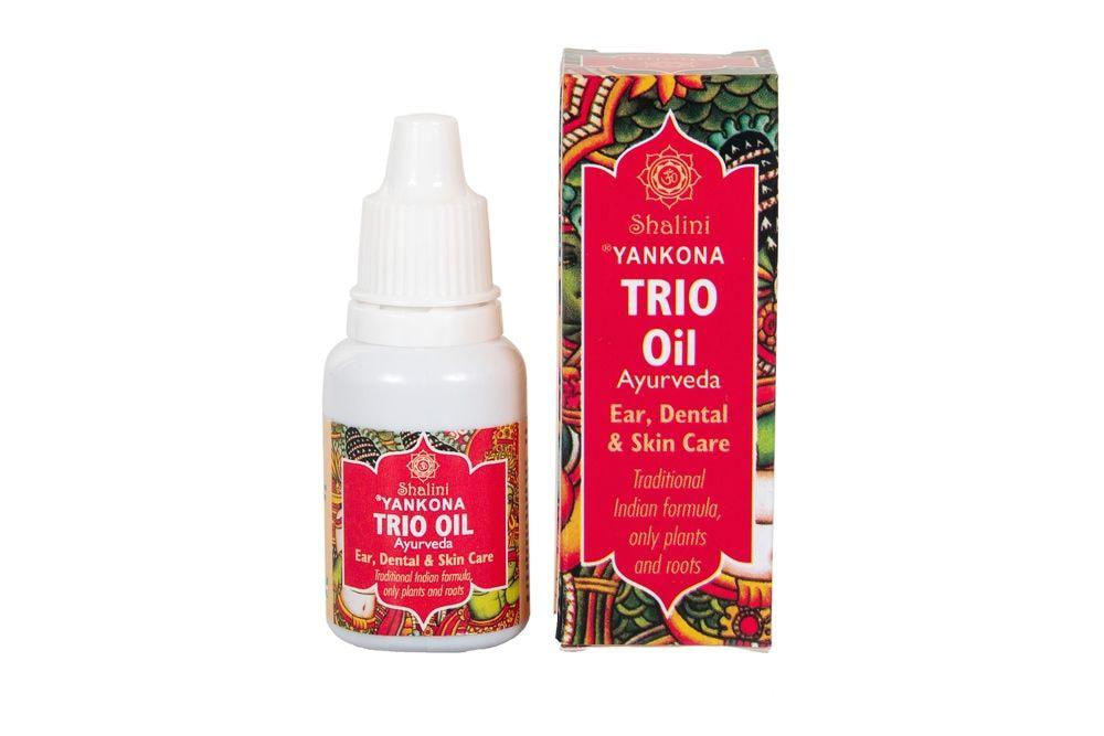 Trio Oil