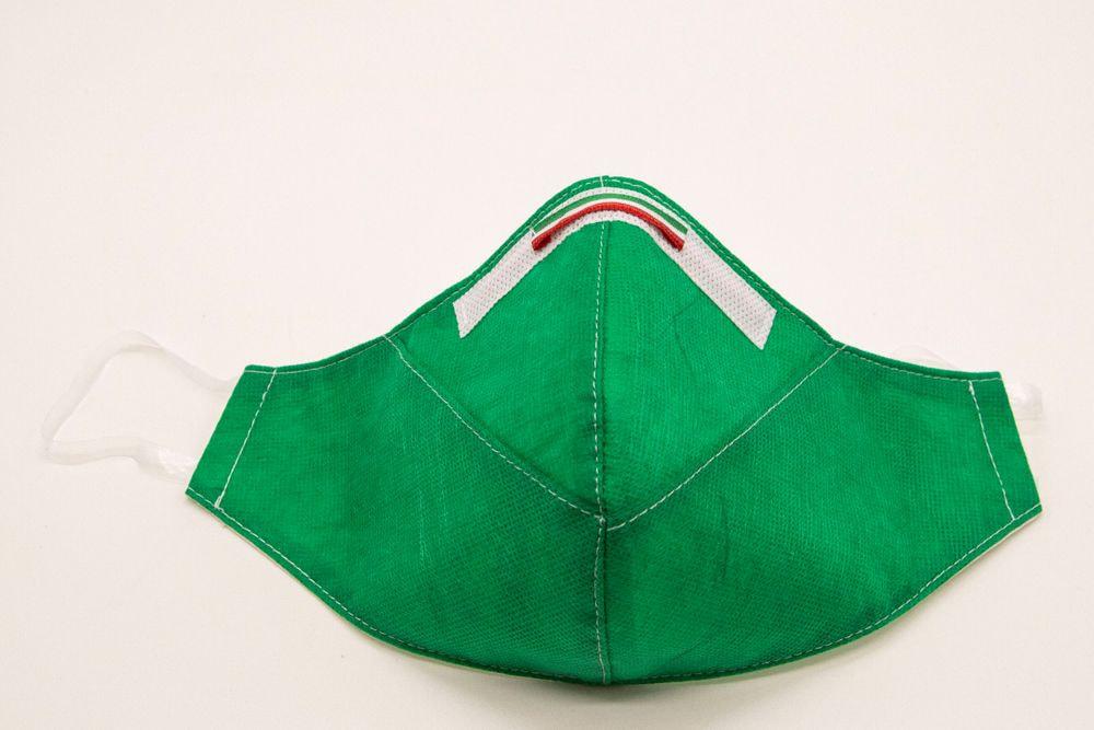 Mascherina Protettiva Fashion Verde
