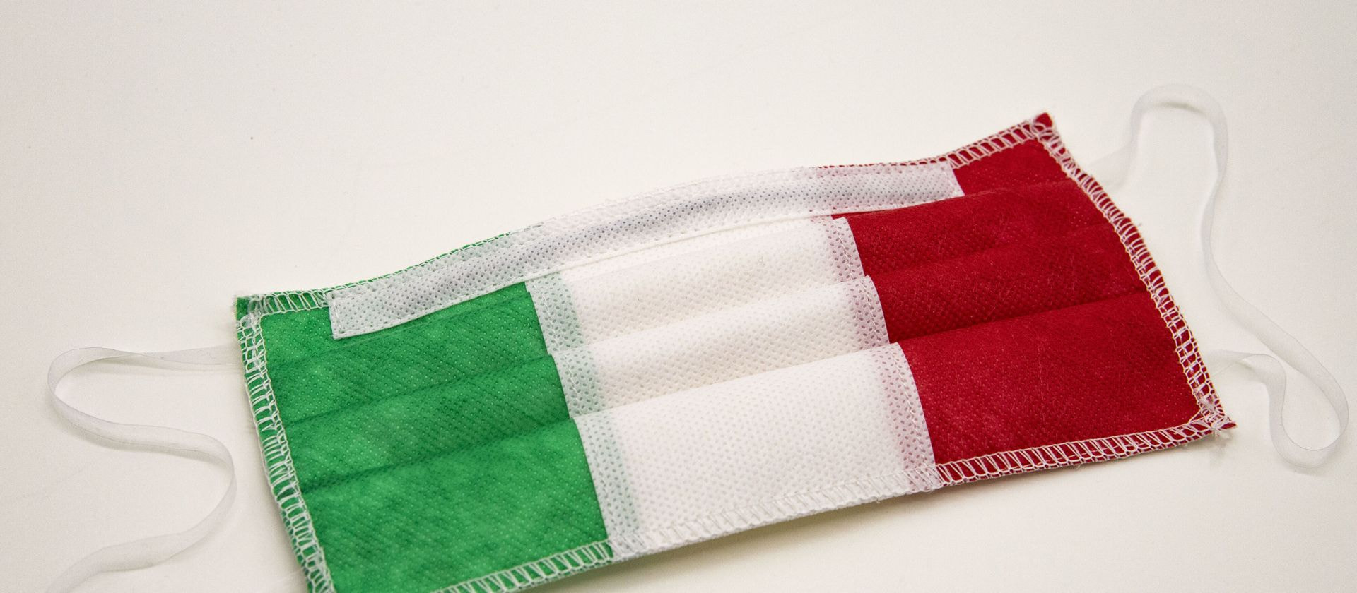 Mascherina lavabile per bambini 4-6 anni Tricolore