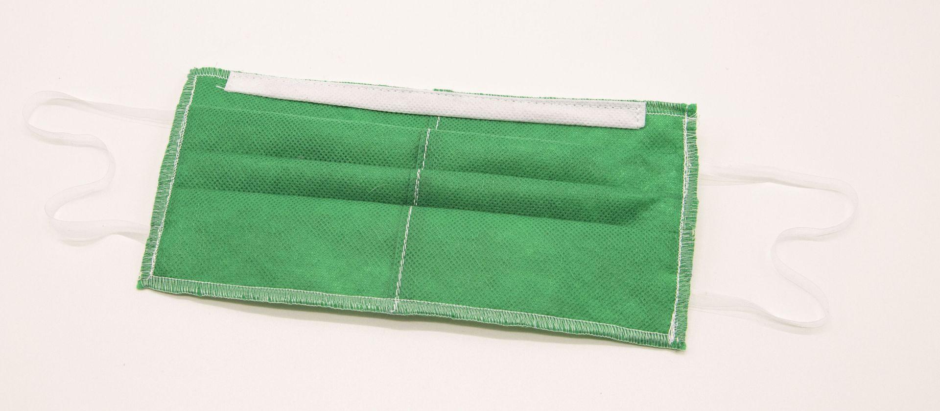 mascherina protettiva verde XXL