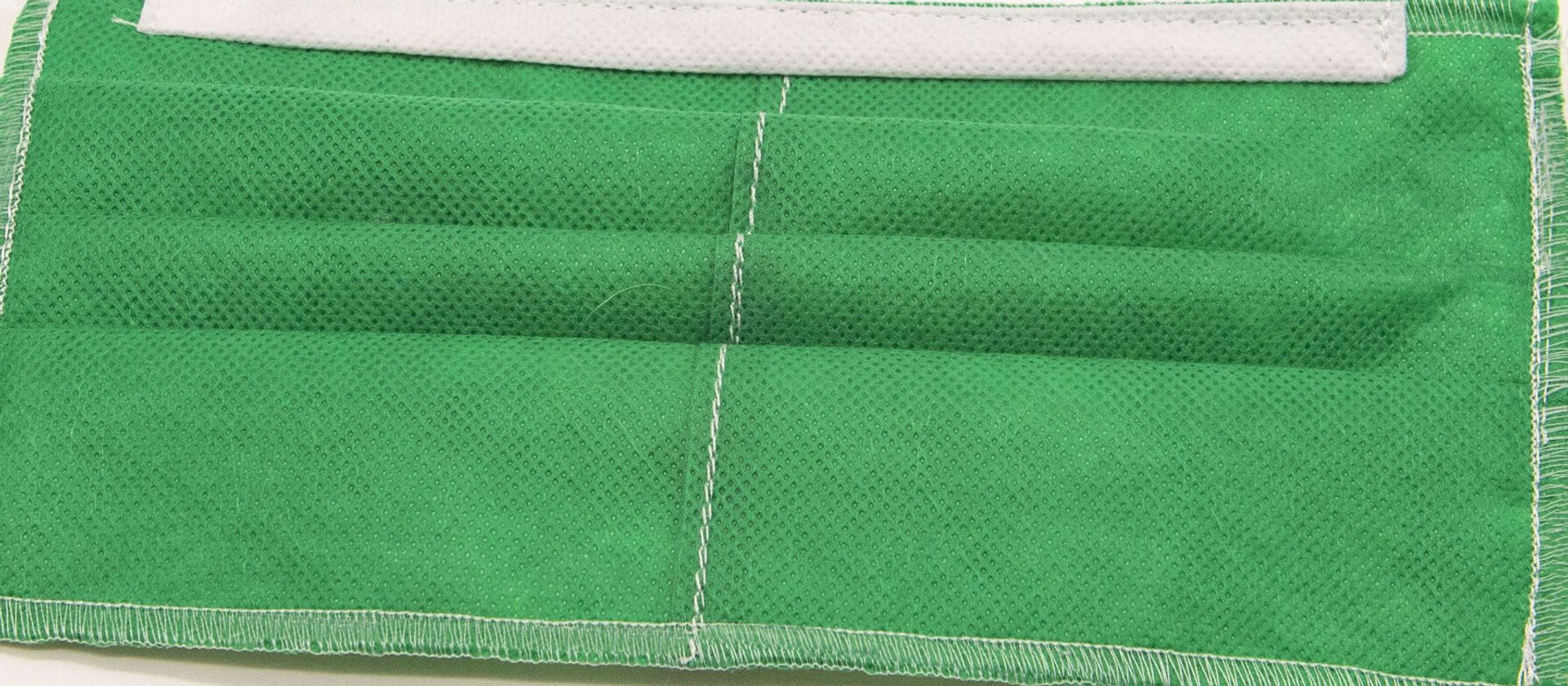 Mascherina Protettiva Lavabile verde