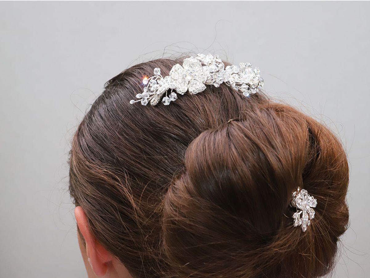 Pettine Sposa per capelli Capri