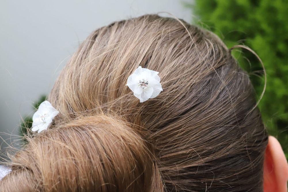 PRAGUE spiral wedding clasps