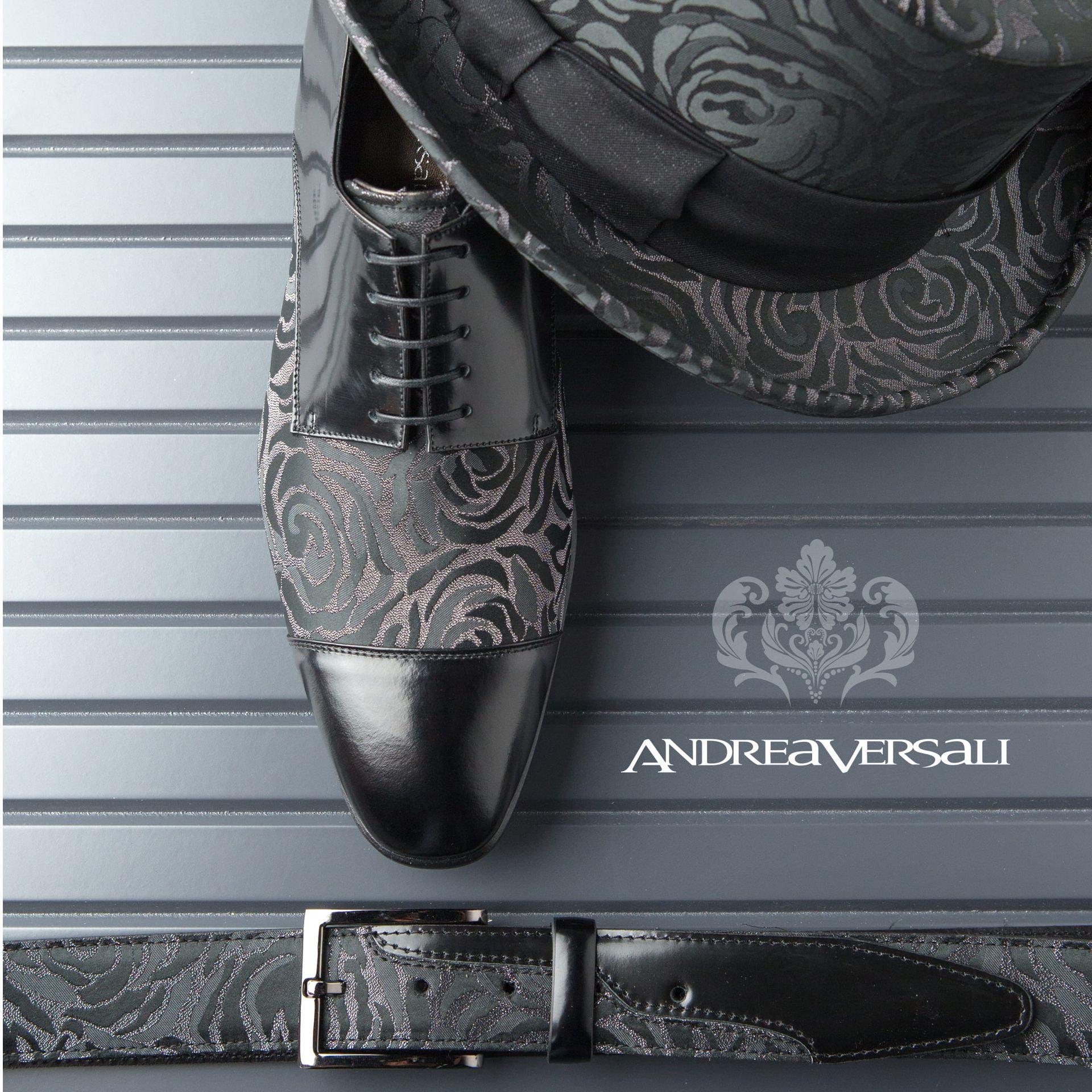 Andrea Versali accessori sposo