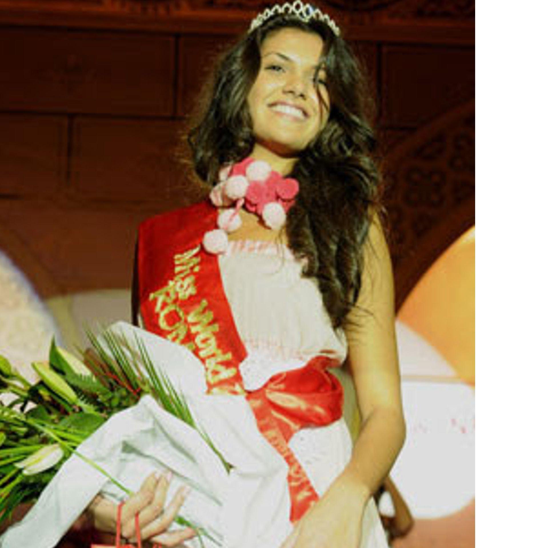 loredana salanta, miss world romania, winner
