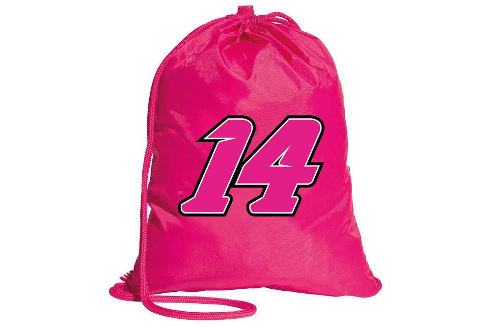Bag 14 Big Fucsia