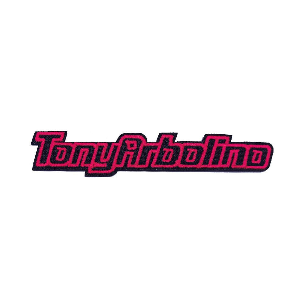 Embroidered Patch TonyArbolino