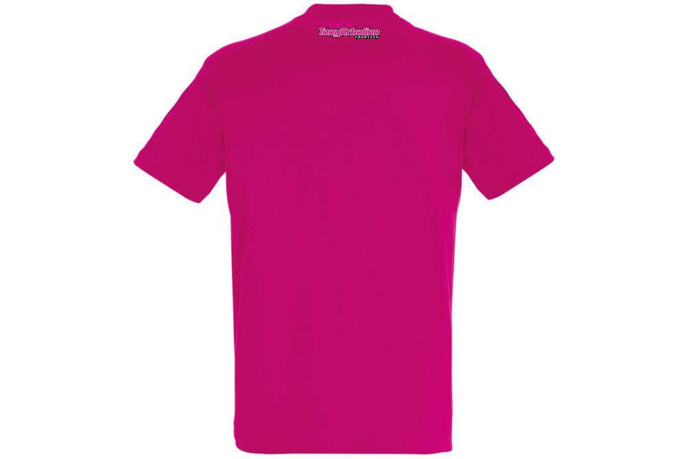 T-Shirt 14 Big Fucsia M