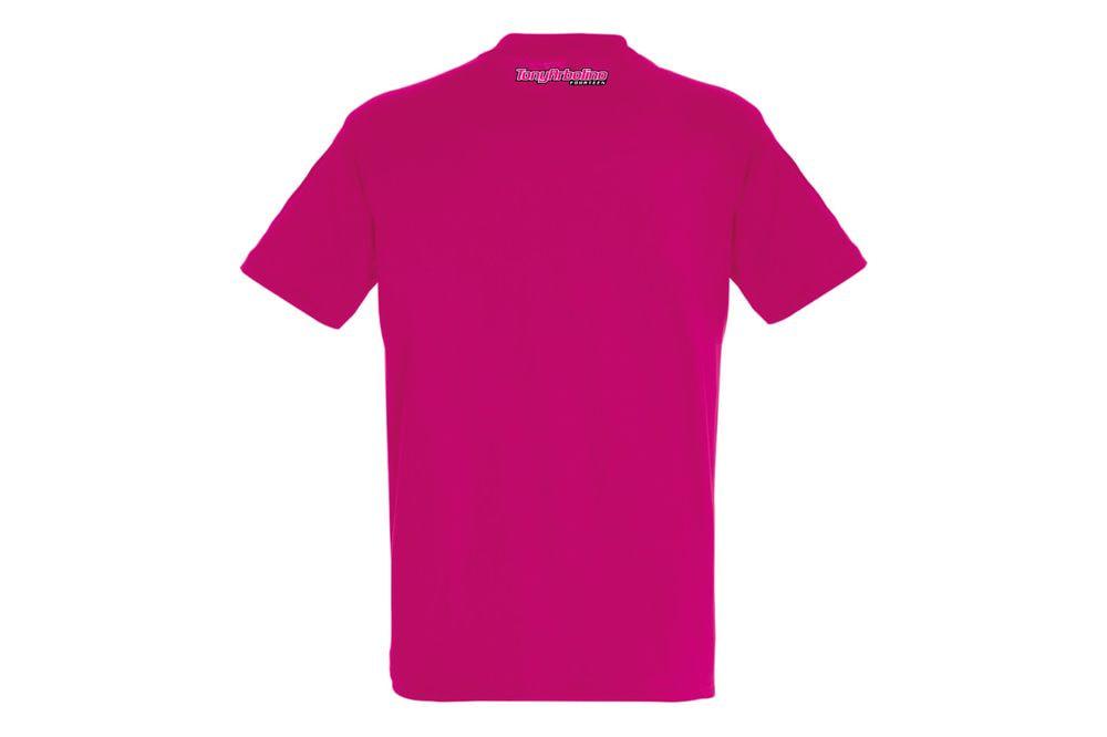 T-Shirt 14 Big Fucsia XL