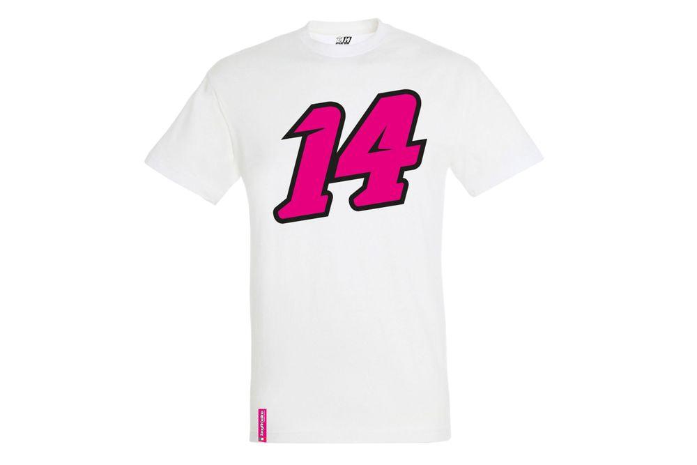 T-Shirt 14 Big Bianca XXL