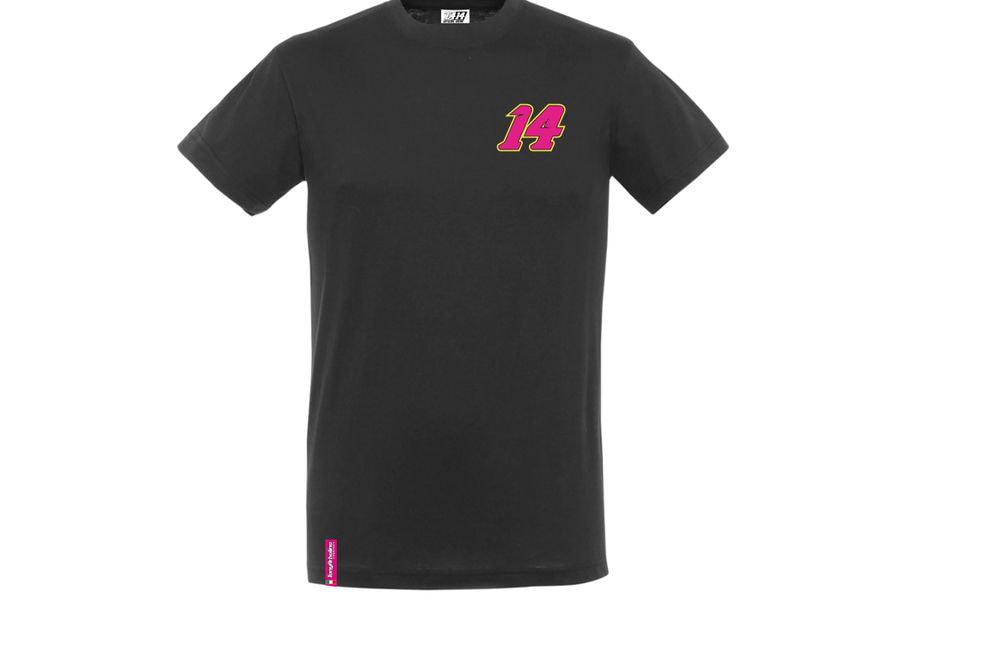 T-Shirt 14 Of My Heart Black XXL