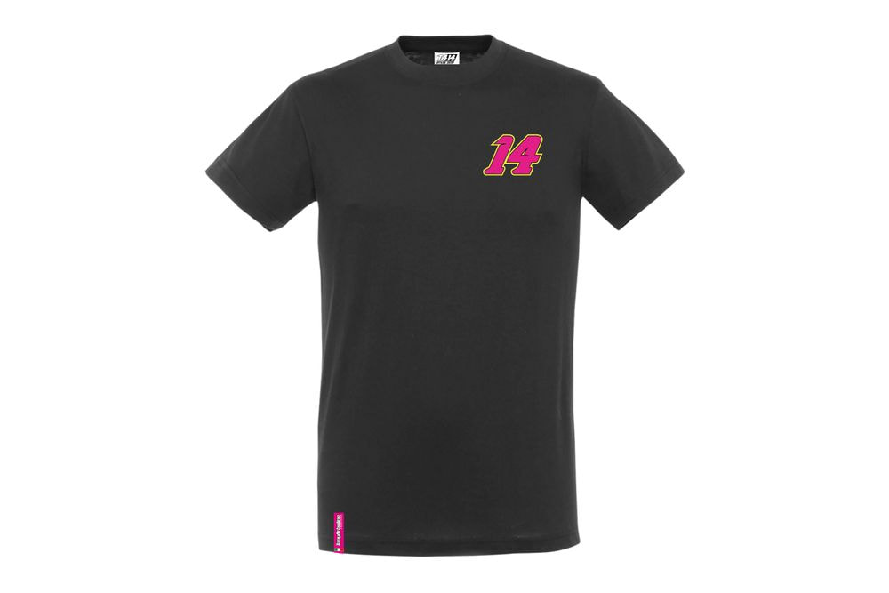 T-Shirt 14 Of My Heart Black