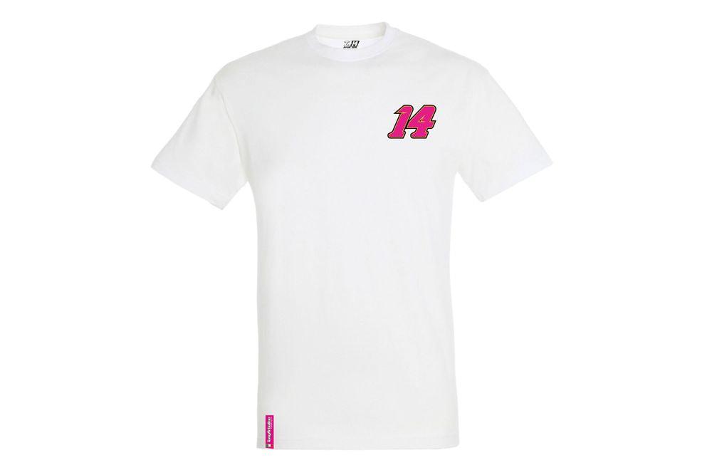 T-Shirt 14 Of My Heart White XXL