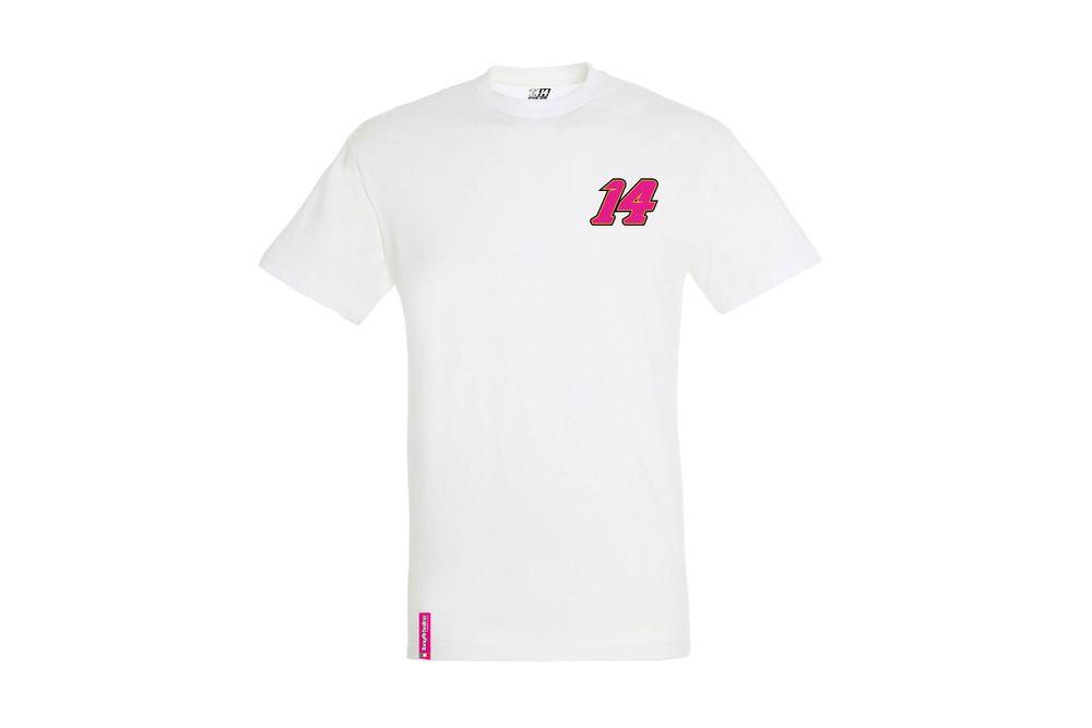 T-Shirt 14 Of My Heart White XS