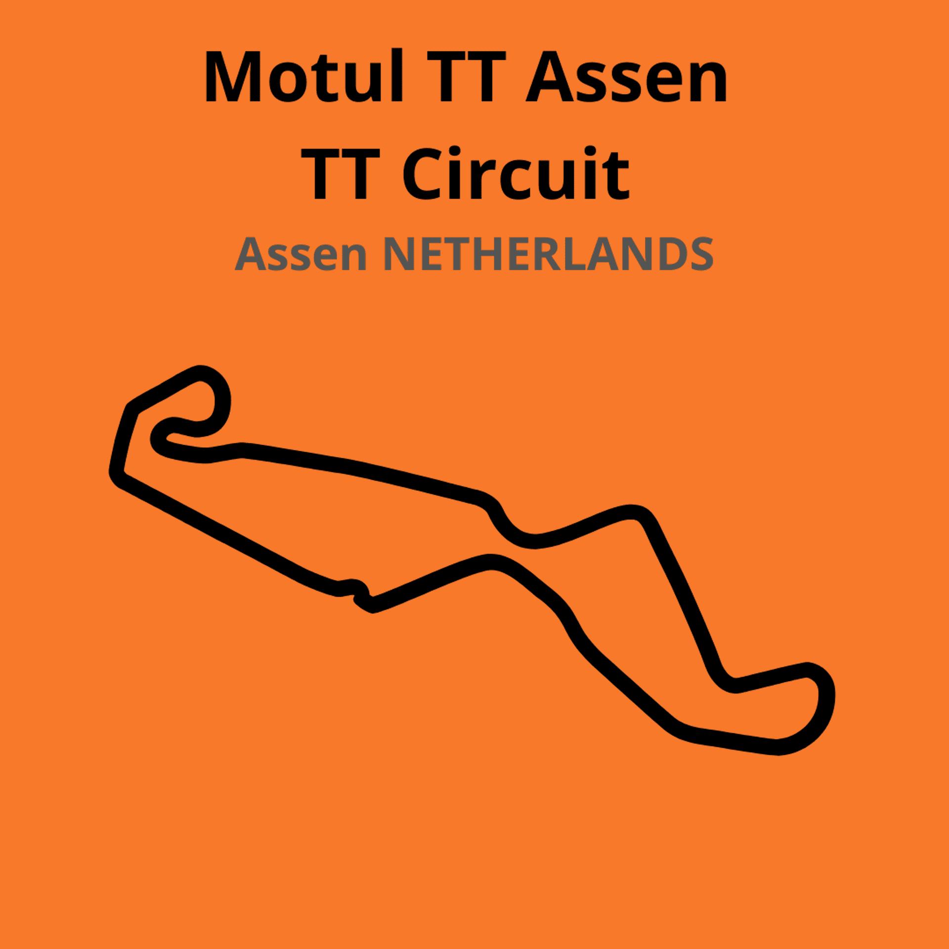 Motul TT Assen. Scopri tutte le gare del moto mondiale 2021.Le caratteristiche di ogni circuito, i record e difficoltà.Segui insieme a noi tutte le gare di Tony Arbolino nella sua nuova avventura in Moto2