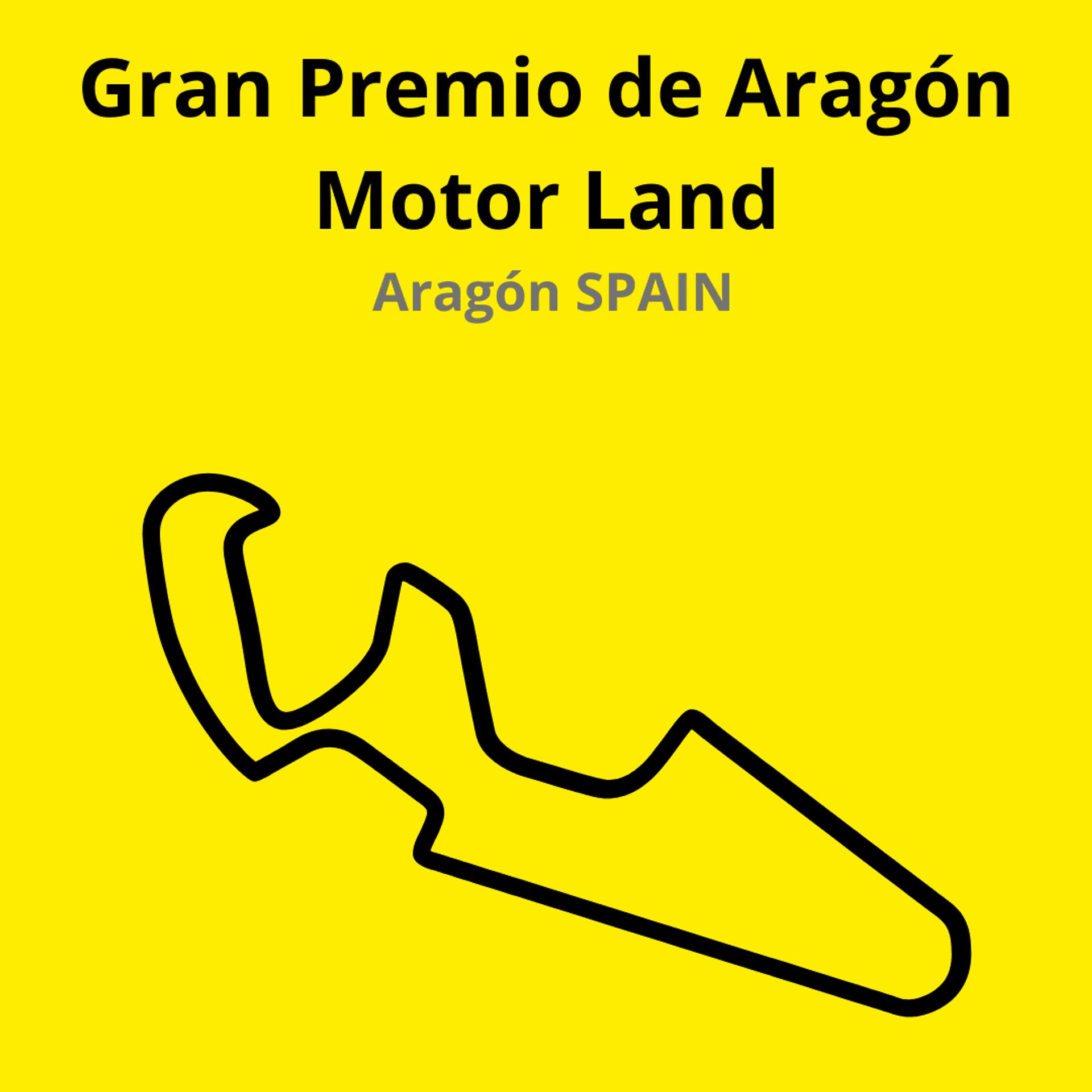 Gran Premio de Aragon. Scopri tutte le gare del moto mondiale 2021.Le caratteristiche di ogni circuito, i record e difficoltà.Segui insieme a noi tutte le gare di Tony Arbolino nella sua nuova avventura in Moto2
