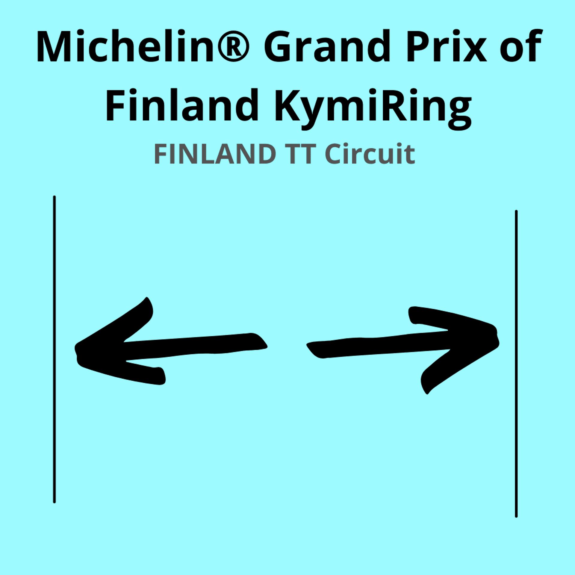 Michelin® Grand Prix of Finland KymiRing