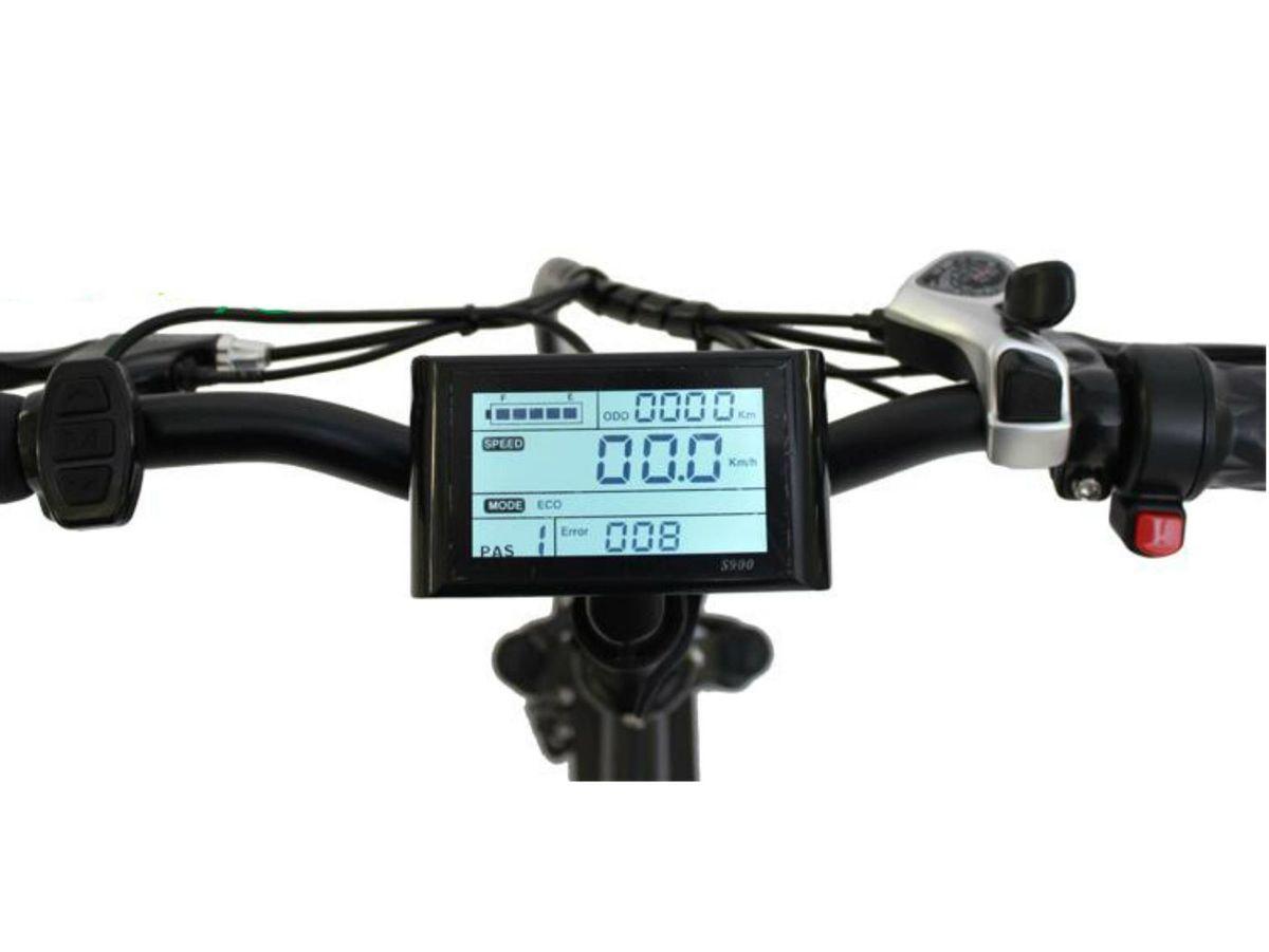 Brema-LX Electric Bike