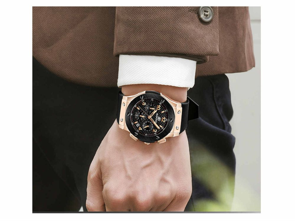 New Men Watches 2017 King Power
