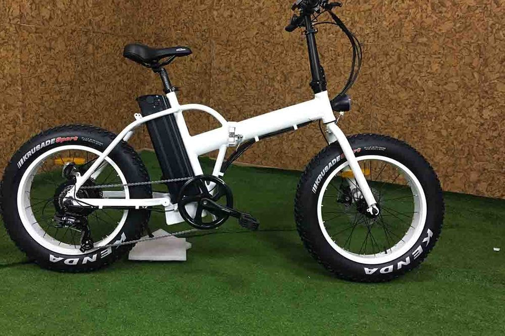 Brema-X Electric Bike