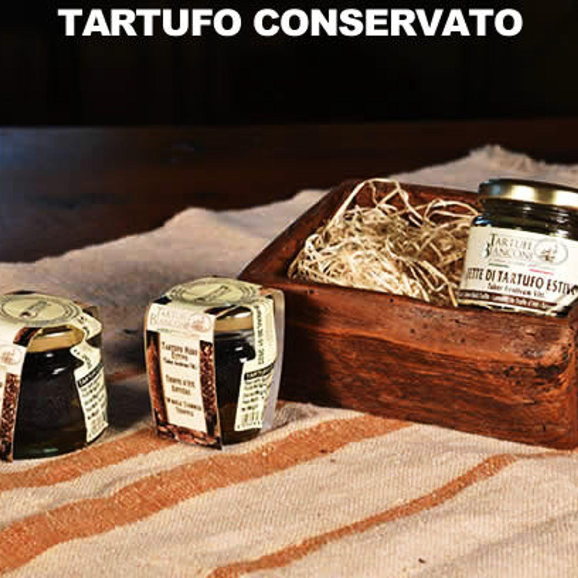 tartufo conservato, tartufi, tartufi bianconi