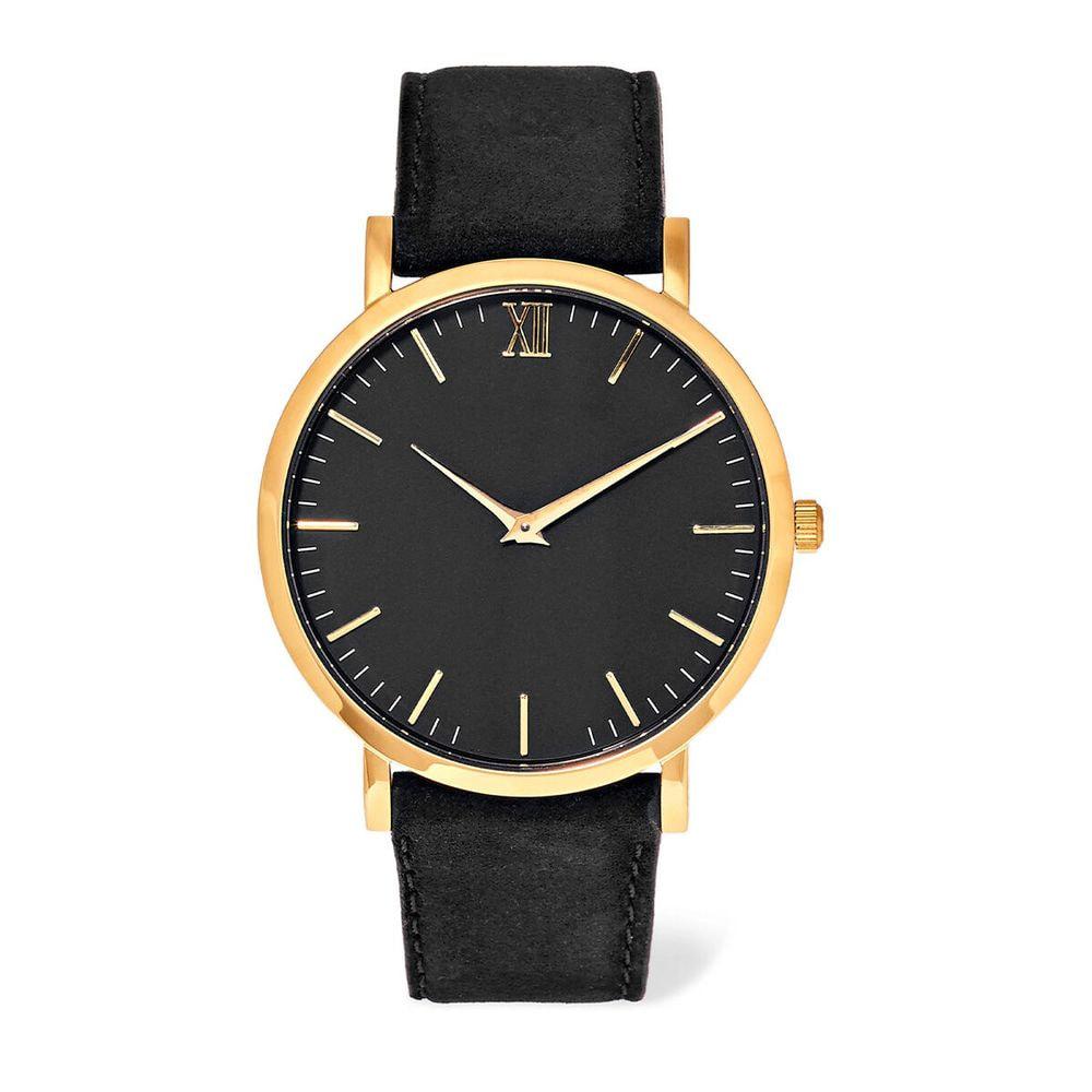 Classic Amaze 18k Gold Watch