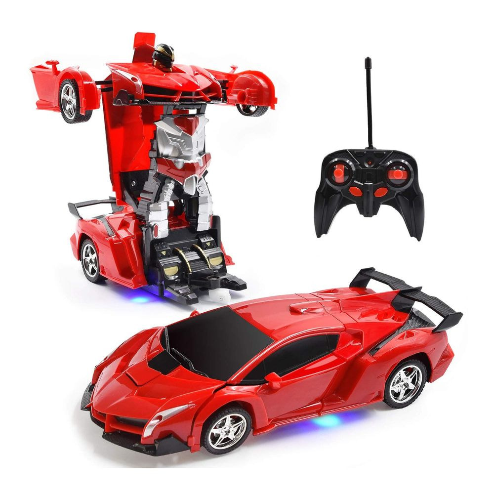 RC Transformers Car
