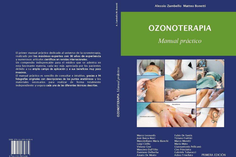 OZONOTERAPIA Manual Práctico Edicion Espanola