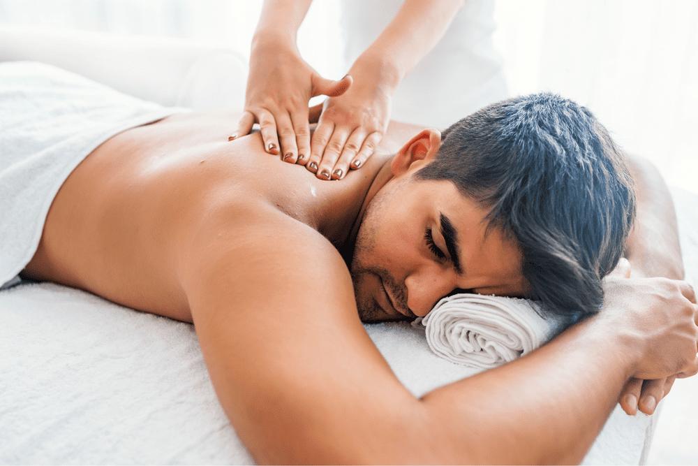 Kalifornische Massage 30'