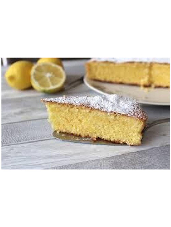 Torta al Limone - fetta