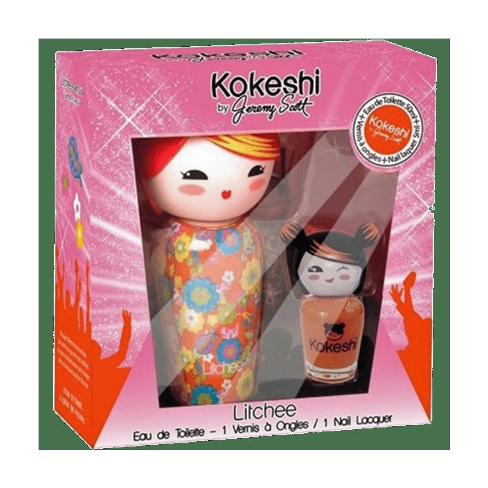 Kokeshi by JS Litchee