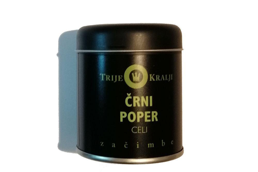 Črni poper - celi 50 g