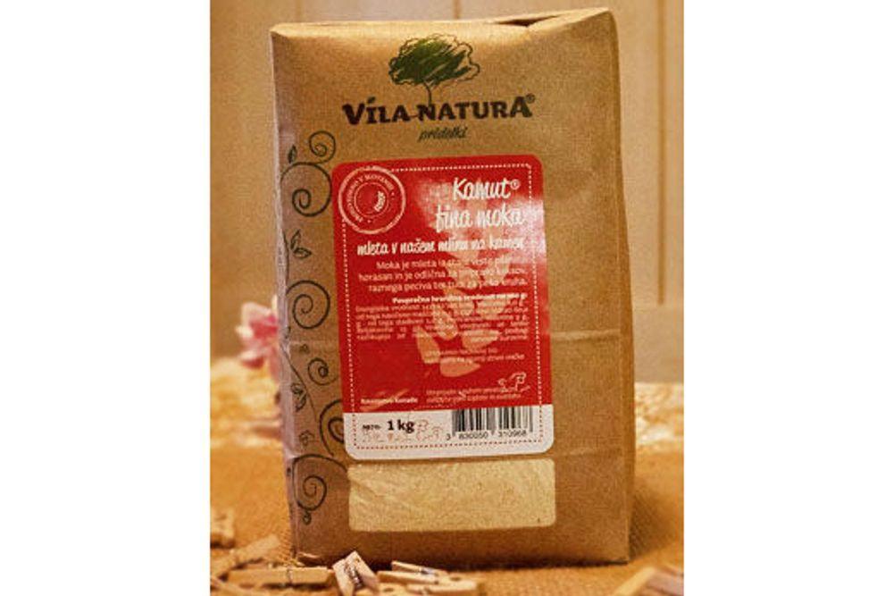 VN Khorasan pšenica (Kamut) fina moka 1 kg