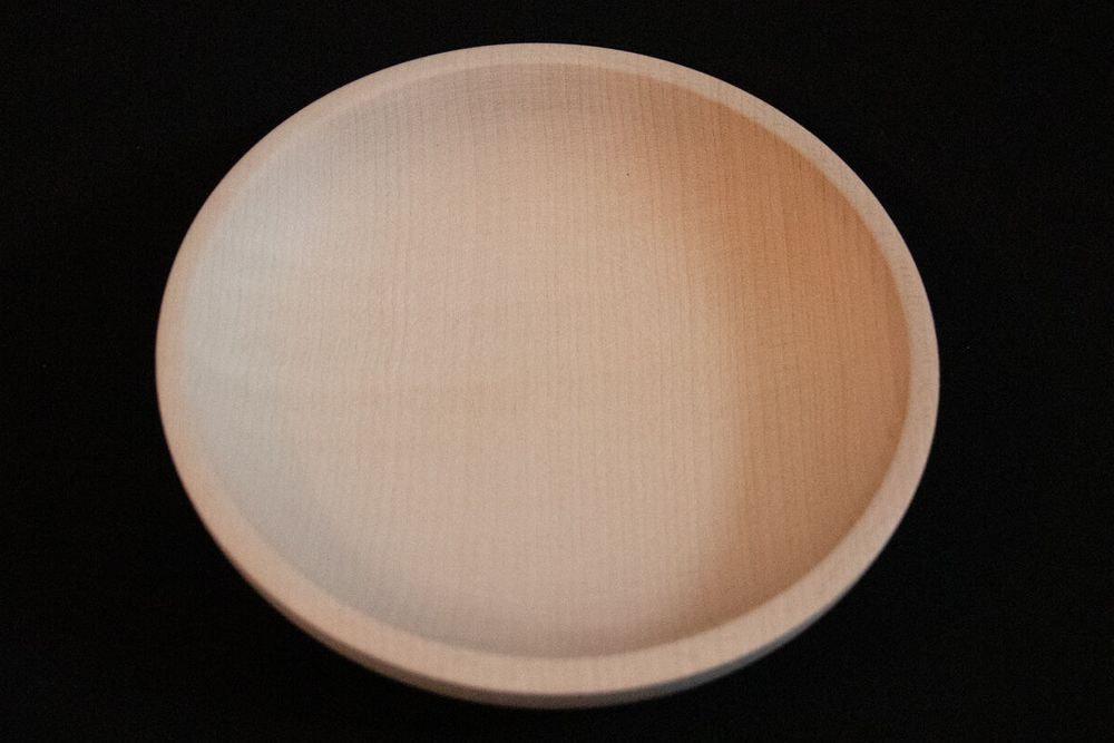 Lesena skledica 12 cm