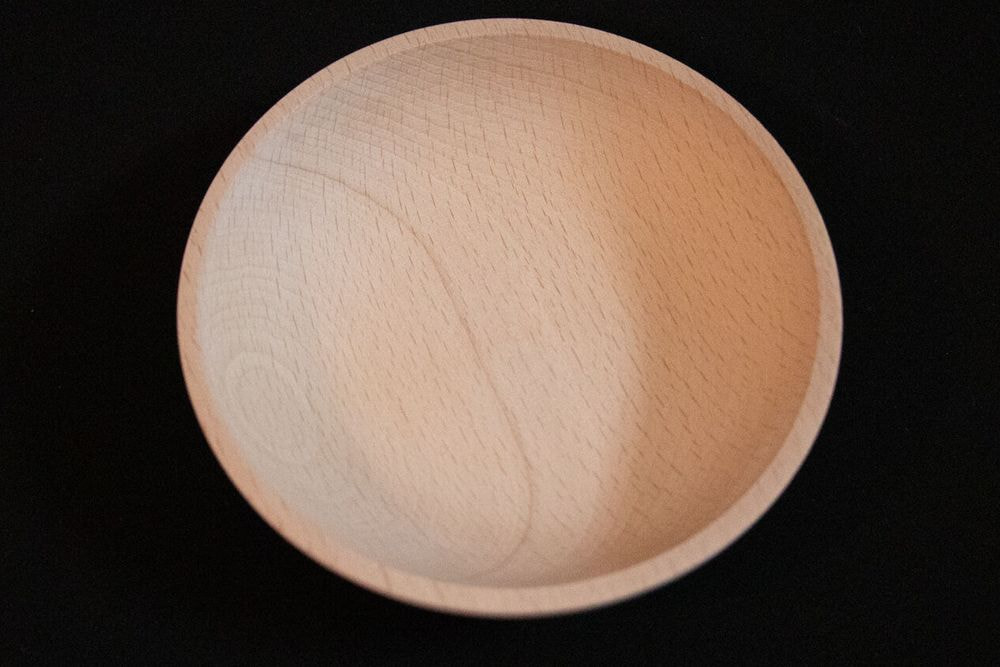 Lesena skledica 14 cm