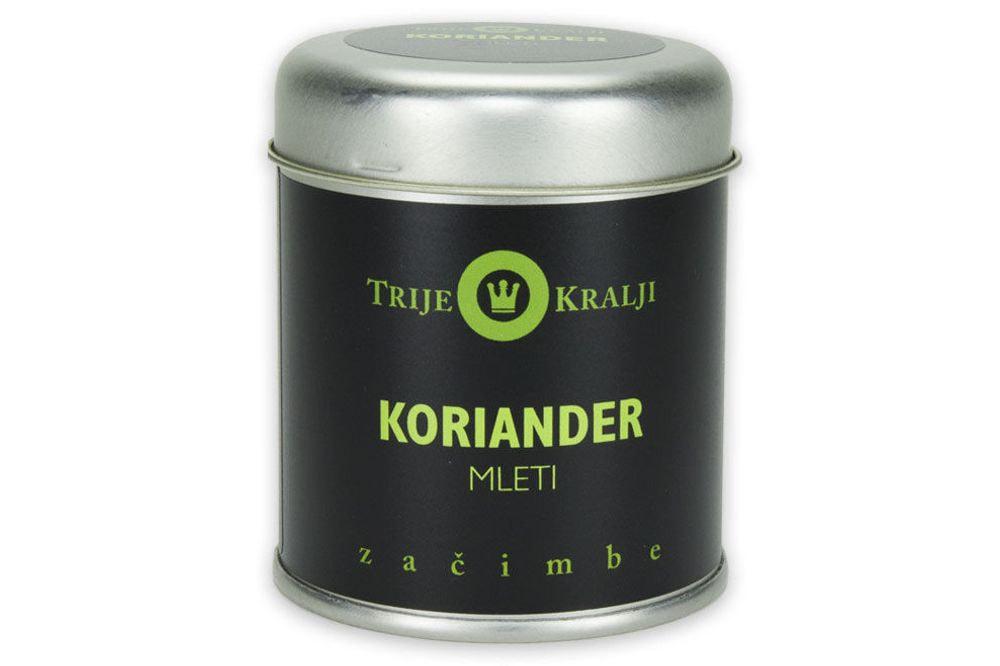Koriander - mleti 50 g