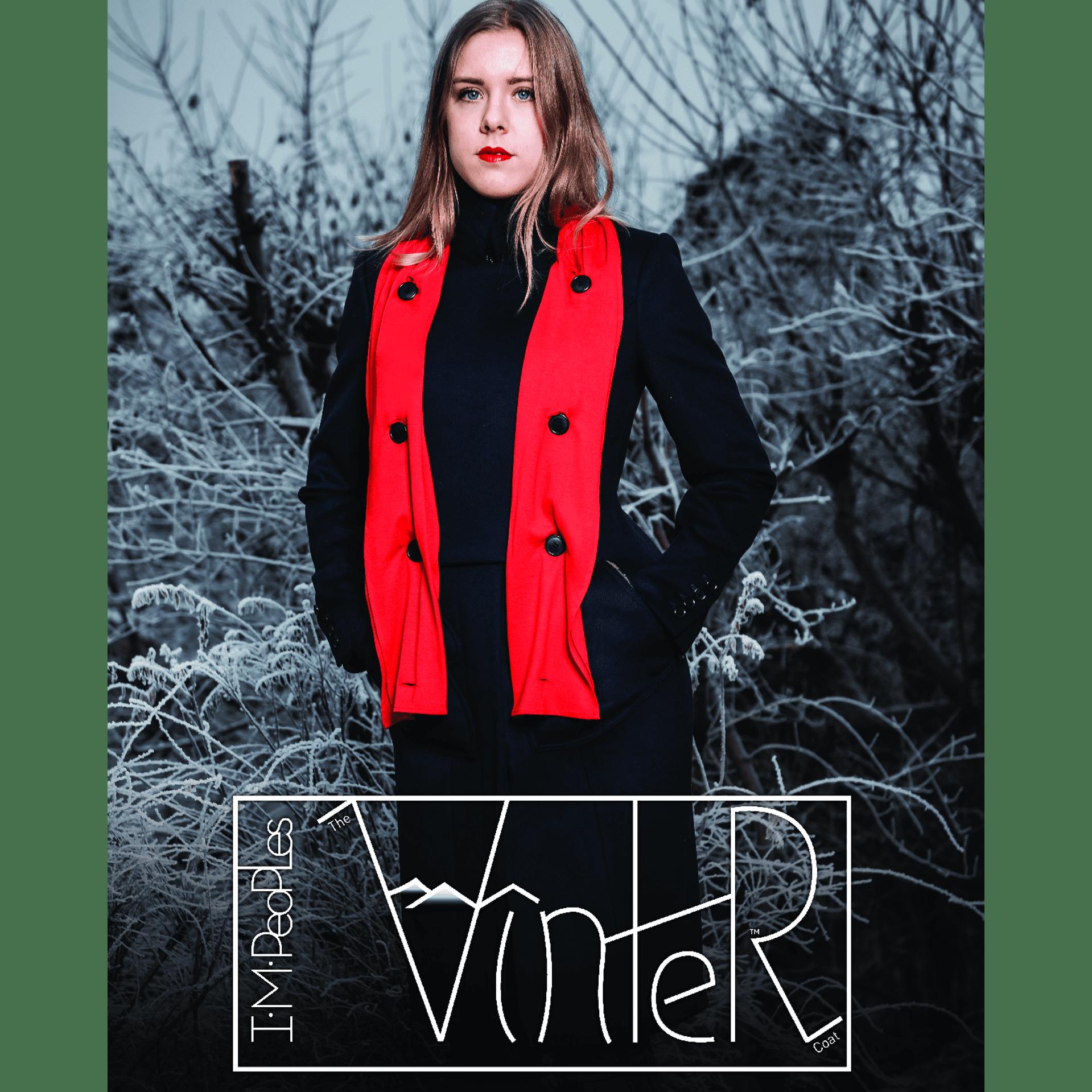 Personalized Vinter coat