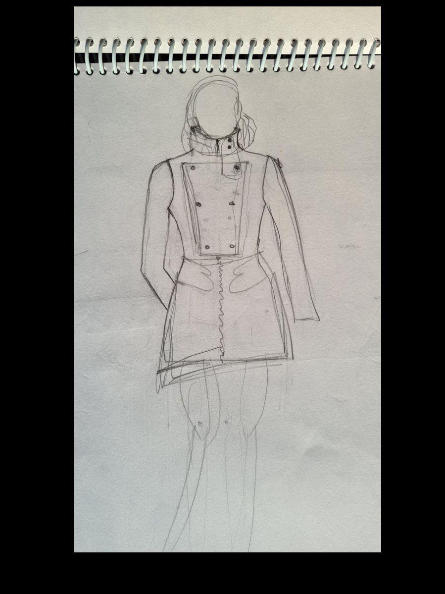 design a coat