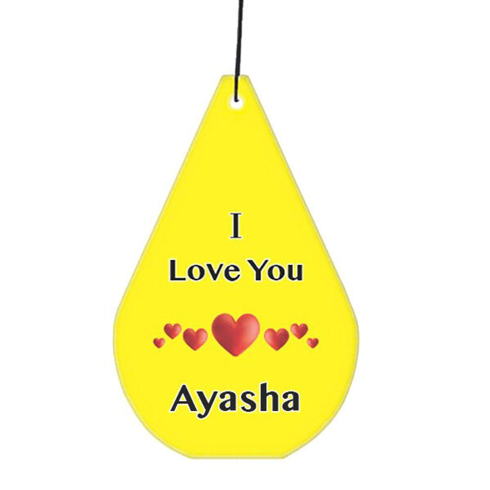 Ayasha