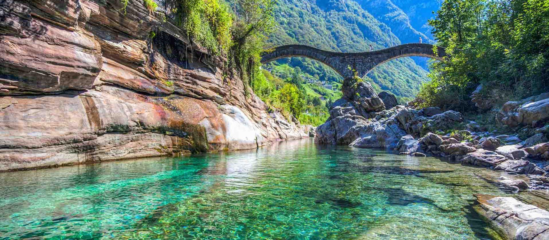 Escursione con guida in Verzasca