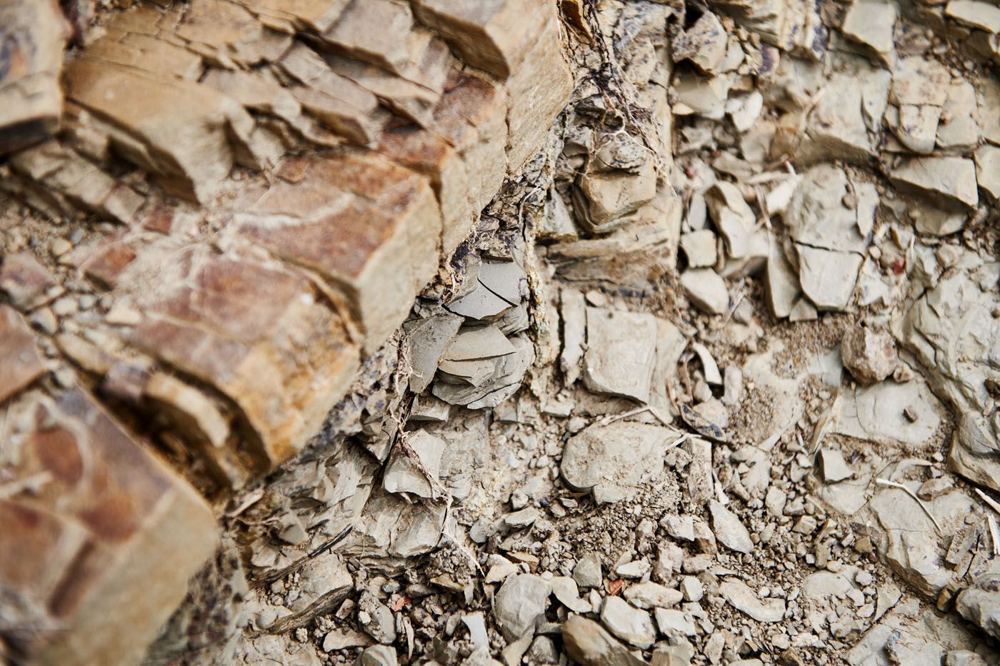 Marl soil