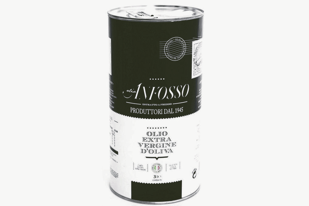 ANFOSSO - OLIO OLIVA EXTRA VERGINE 100% ITALIANO -  500 ML