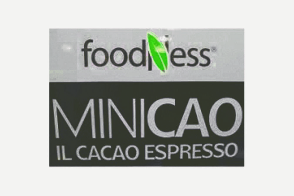 FOODNESS  CAFFE' IN CAPSULE MINICAO 50pz