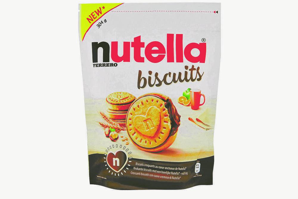 Biscotti Nutella - 304g