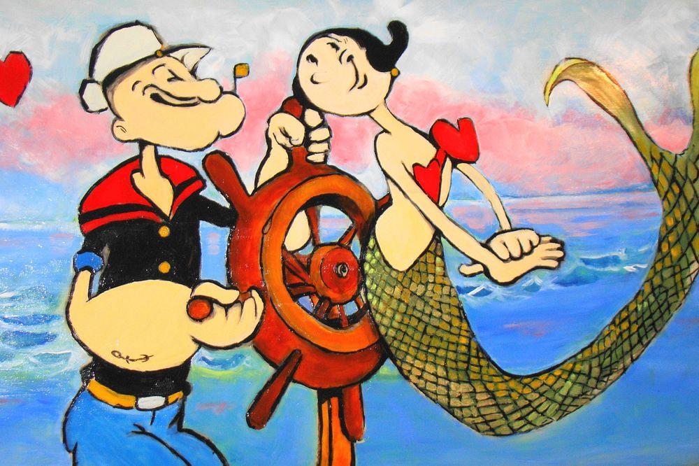 26 - Popeye Grande